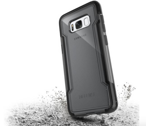 Galaxy S8 Plus Defense Clear Case with Triple Protection