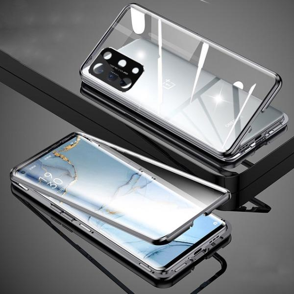 OnePlus 8T (Front+Back) Protection Magnetic Fit Case