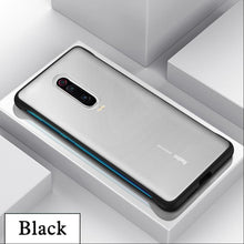 Load image into Gallery viewer, Mi Poco F1 Luxury Frameless Transparent Case