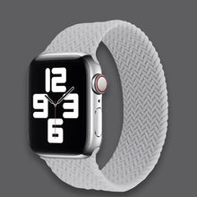 Load image into Gallery viewer, Woven Texture Silicone Strap for Apple Watch (Only Strap Not Watch)