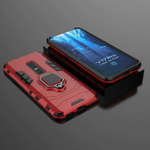 Load image into Gallery viewer, Vivo V17 Pro Ring Buckle Kickstand Case