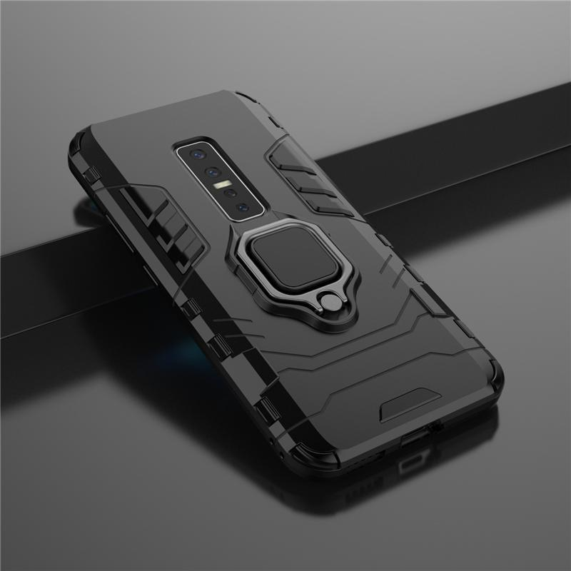 Vivo V17 Pro Ring Buckle Kickstand Case