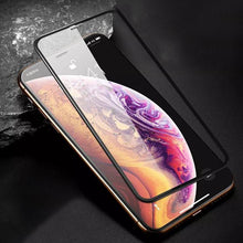 Load image into Gallery viewer, iPhone XS Max 5D Tempered Glass Screen Protector