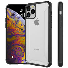 Load image into Gallery viewer, MK ® iPhone 11 Pro Max Henks Anti Shock Transparent Case