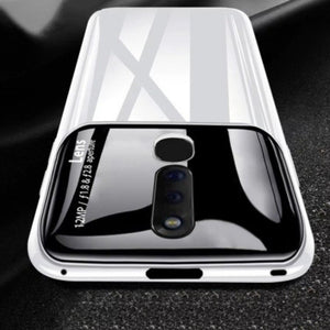 JOYROOM ® Oppo F11 Polarized Lens Glossy Edition Smooth Case