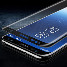 Load image into Gallery viewer, Galaxy S9 Plus 5D Curved Edge Tempered Glass