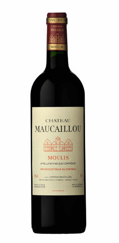 Red Wine Moulis 2011 Chateau Maucaillou | Best Authentic Wines - GREEN PAPA.