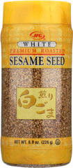 JFC INTERNATIONAL: Sesame Seed White Roasted, 8 oz