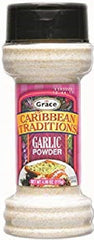 GRACE CARIBBEAN: Garlic Powder, 4.06 oz