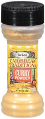 GRACE CARIBBEAN: Spice Curry Power, 3 oz