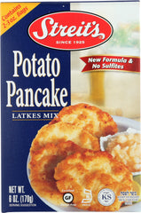 STREITS: Potato Pancake Mix, 6 oz