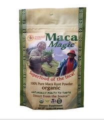 HERBS AMERICA: Herbs America Maca Magic Organic Maca Powder, 3.5 oz