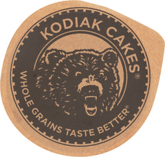 KODIAK: Unleashed Blueberry & Maple Flapjack Cup, 2.18 oz