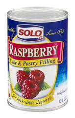 SOLO: Filling Raspberry, 12 oz