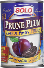 SOLO: Filling Prune, 12 oz