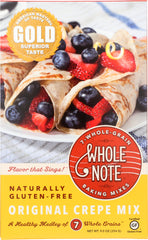 WHOLE NOTE: Mix Crepe Original, 9 oz