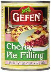 GEFEN: Cherry Pie Filling, 21 oz