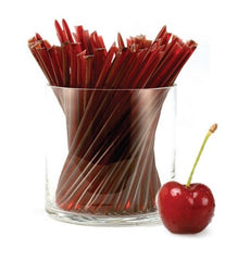 GLORY BEE: Sour Cherry HoneyStix Canister, 200 pc