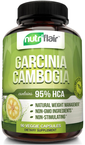Garcinia Cambogia supplement with 95% HCA from a top supplement brands