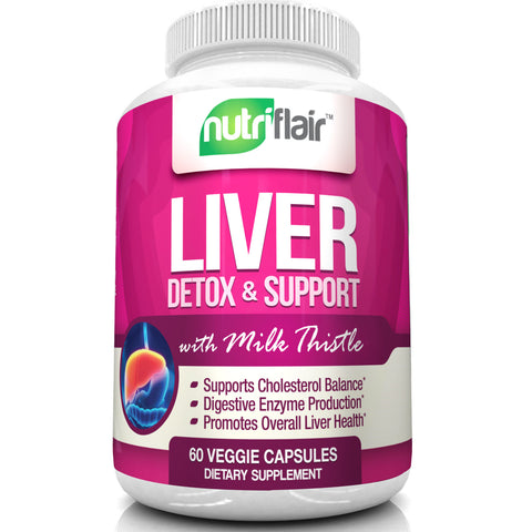 The best liver detox supplement from a top supplement brand.