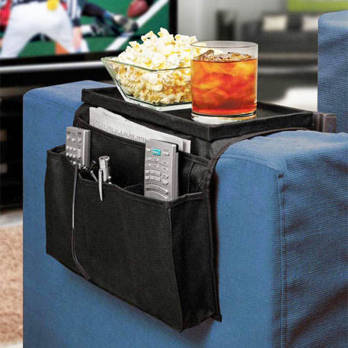 Sofa Couch Arm Rest Organizer