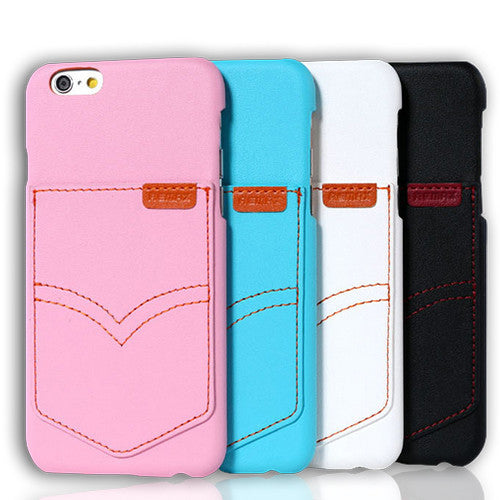 REMAX Jeans iPhone Case