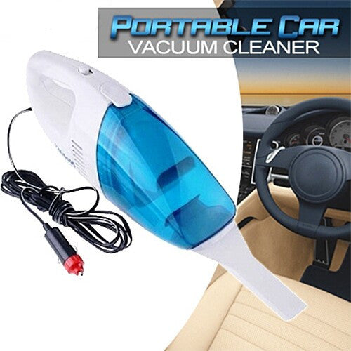 Portable Wet/Dry Car Vacuum