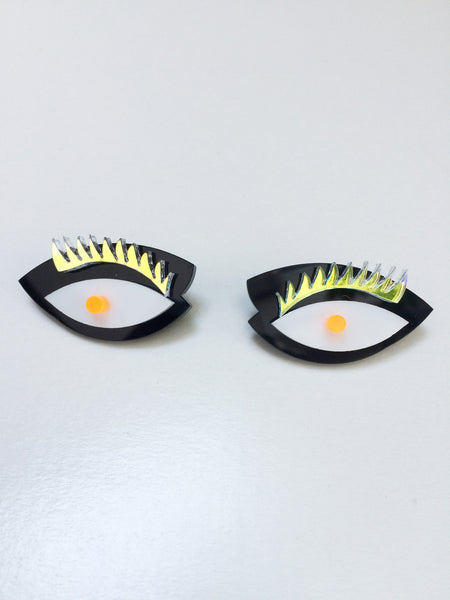 "Unique ""Eye On You"" Earrings #1"