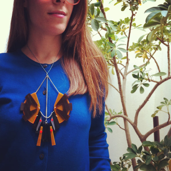 SALE-Cleopatra necklace