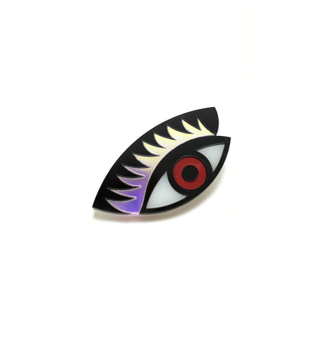 Eye On You Brooch.