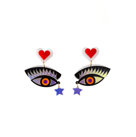 Love EyeOnYou Earrings