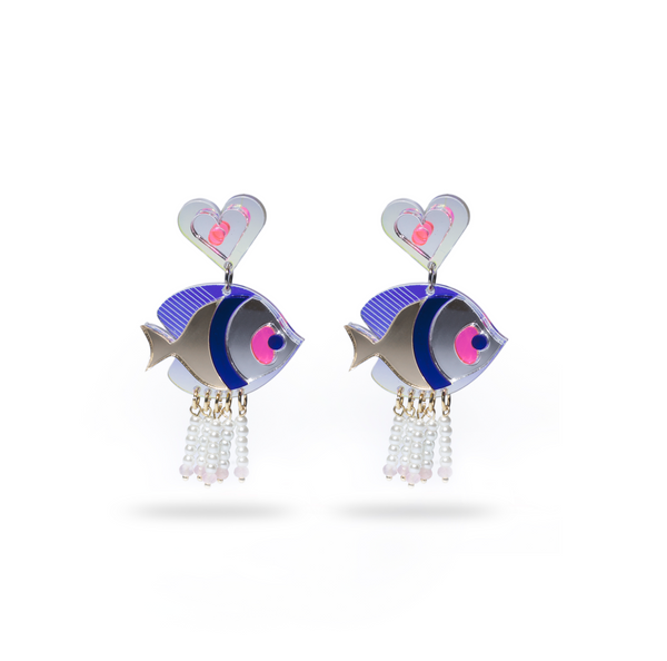 Nemo earrings #4