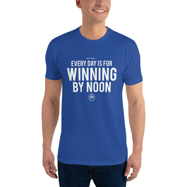 Winning By Noon Tee