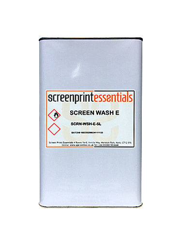 Screen Wash E 5L