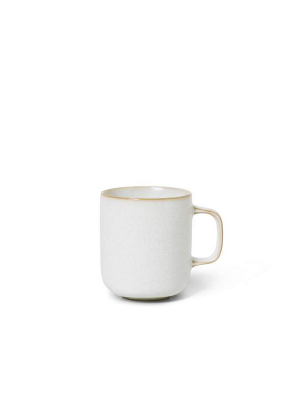 ferm living sekki mug cream