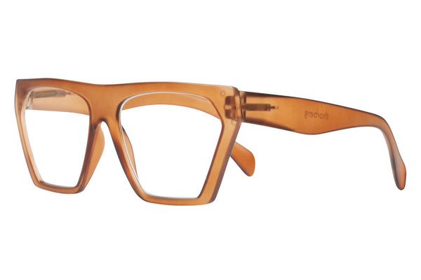 reading glasses amo foggy brown