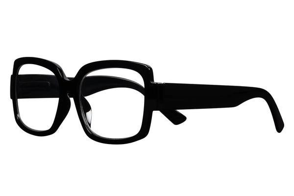 reading glasses unni solid black