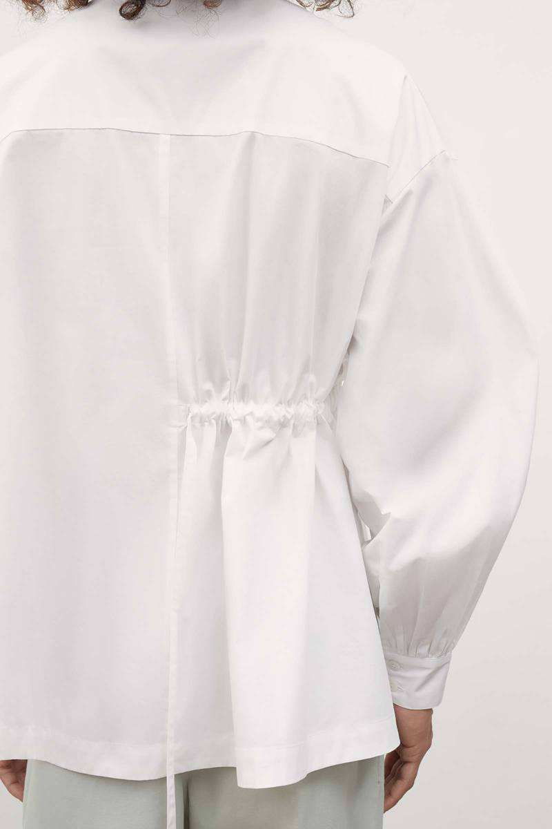 kowtow fable shirt white
