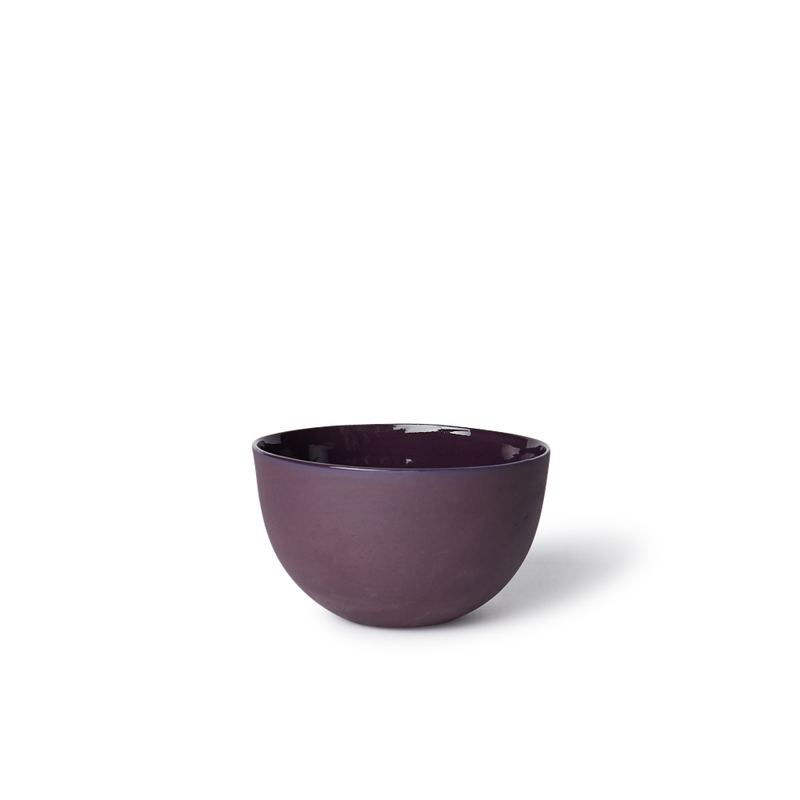 mud noodle bowl small plum