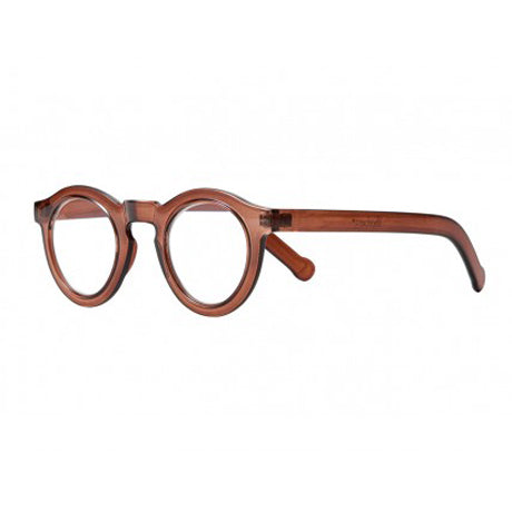 reading glasses round frame robert brown