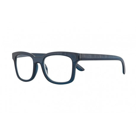 reading glasses tomine transparent dark blue