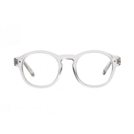 reading glasses uno transparent
