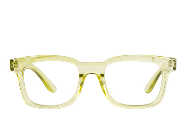 reading glasses william green