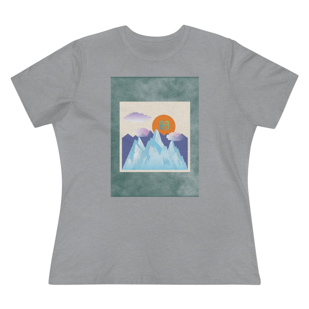 Women's Rise With Harmony Tee v1.1