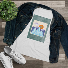 Load image into Gallery viewer, Women's Rise With Harmony Tee v1.1