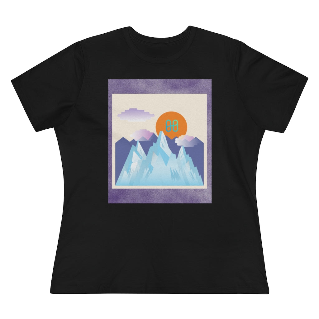 Women's Rise With Harmony Tee