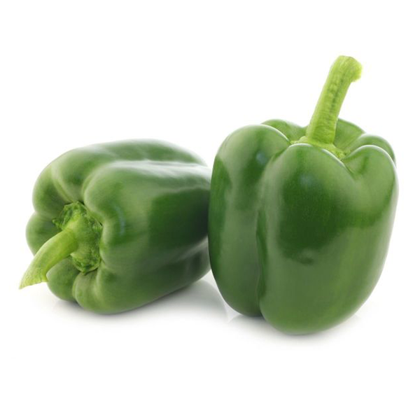 CAPSICUM GREEN (SHIMLA MIRCH)