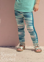 Load image into Gallery viewer, Peony Leggings 12m - 8y