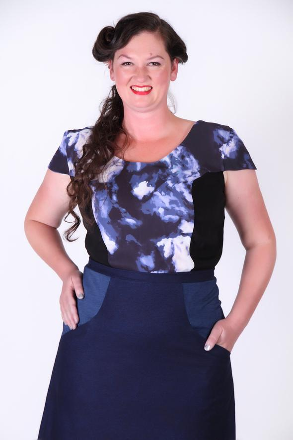 Philippa Dress and Top