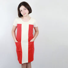Load image into Gallery viewer, The Mary Mod Dress